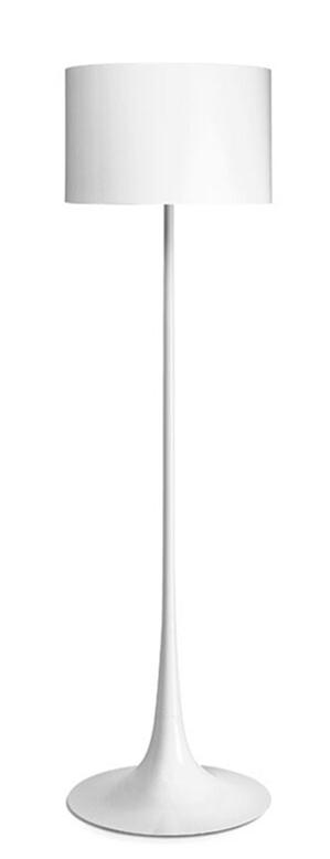 Modern Floor Lamp White