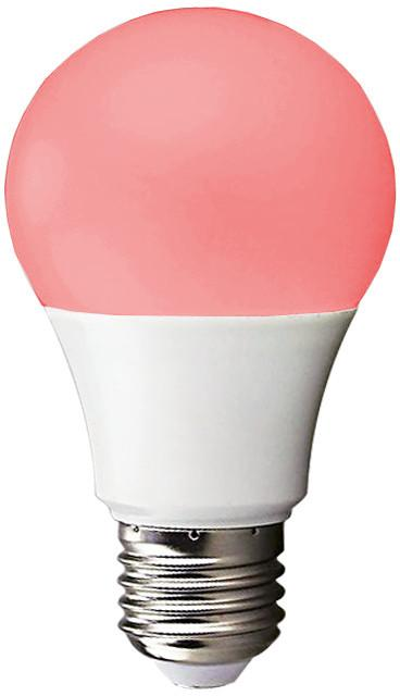 Light Bulb Red