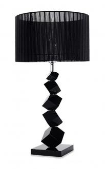 Modern Table Lamp Black