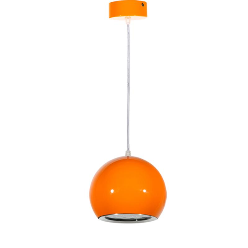 Pendant Light Orange